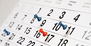 Kalender Startseite